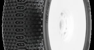 Pro-Line Racing - ElectroShot Off-Road 1-8 Buggy Tires Mounted