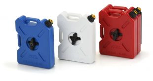 Pro-Line Racing - Scale Modular Fuel Packs for 1-10 Crawlers and Monster Trucks