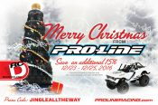 Holiday Savings at Pro-Line – Check It Out!