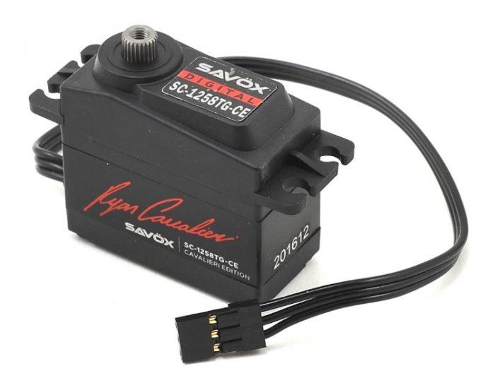 Savox - Ryan Cavalieri Signature Edition Savox Servos_1