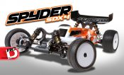 Spyder SDX4 4wd Buggy From Serpent