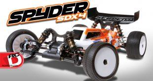 Serpent - Spyder SDX4 4wd Buggy_1 copy