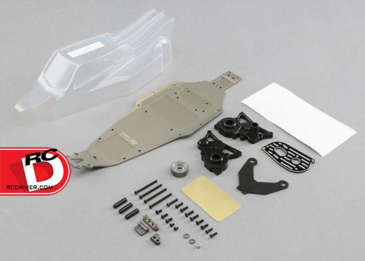 Team Losi Racing - 22 3.0 Dirt Laydown Trasmission Conversion Kit