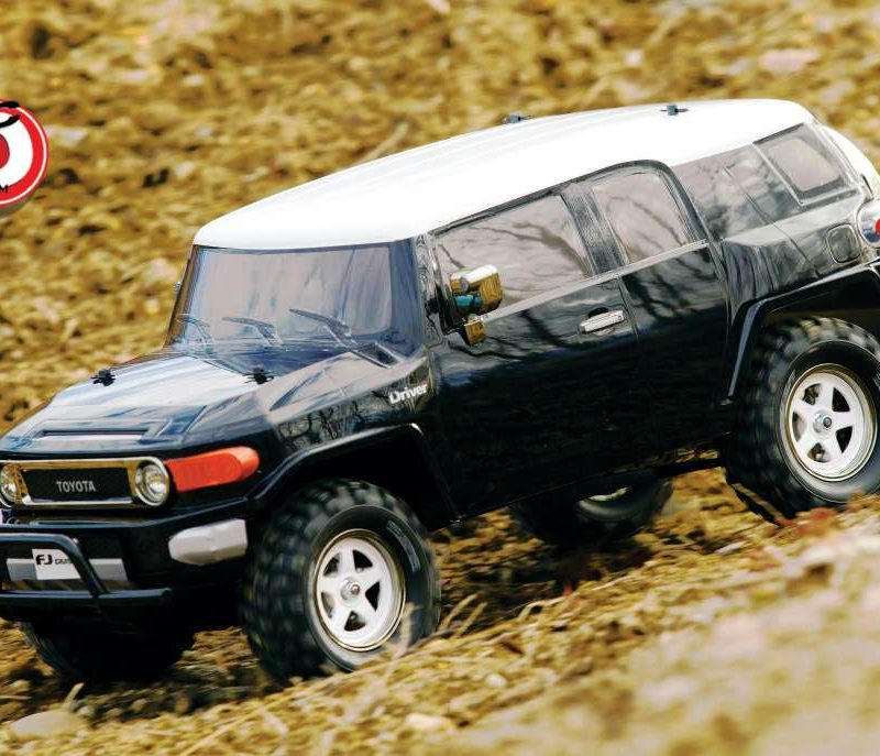 Toyota FJ Cruiser Black Edition CC-01