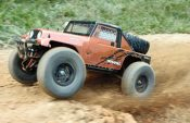Traxxas Mini Summit TR Project