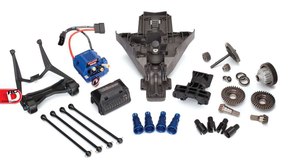 Traxxas Updated X Maxx – 8S LiPo Capable and 8S Power Up Kit 1 copy Updated X Maxx – 8S LiPo Capable and 8S Power Up Kit