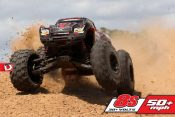 Updated X-Maxx – 8S LiPo Capable and 8S Power-Up Kit