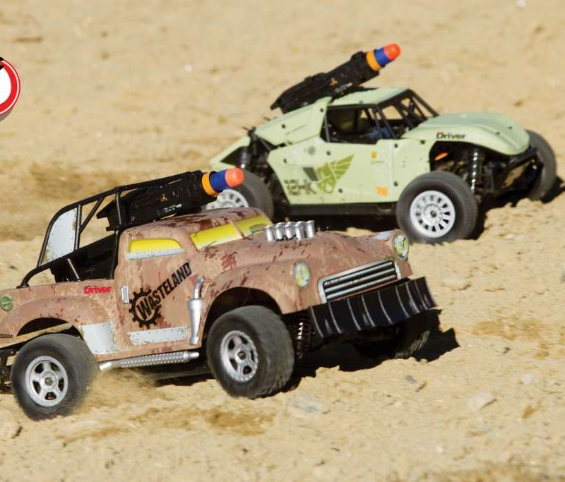 Wasteland Buggy and Truck