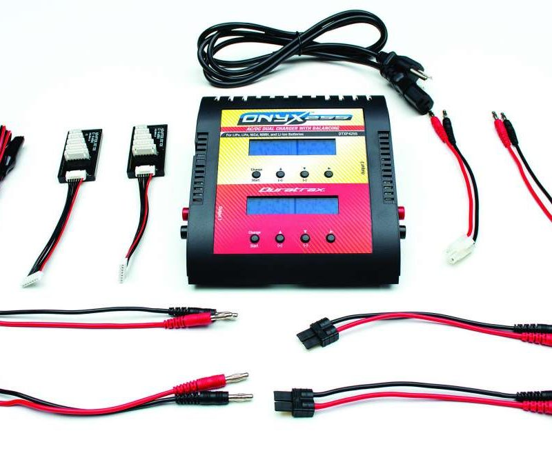 Duratrax Onyx 255 Dual Output Charger