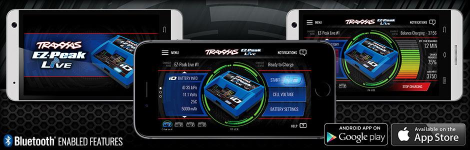 2971 splash 03 Traxxas unveils new EZ Peak Live iOS Charger App