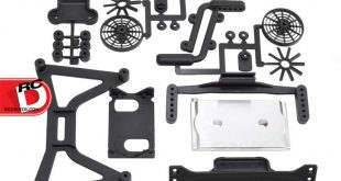 70920 Slash 4x4 No Clip Body Mounts copy
