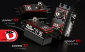 O.S. Speed Tuned High-Performance Servos