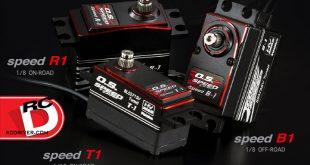 Futaba - O.S. Speed Tuned High-Performance Servos