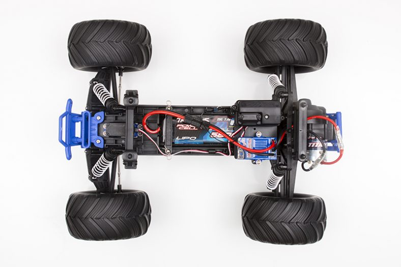 Traxxas Bigfoot Chassis