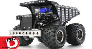 Metal Dump Truck - GF-01 copy