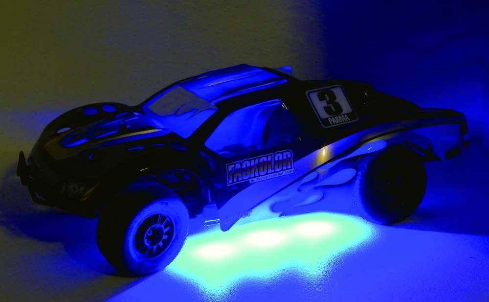 Mini blingz led light strips rc driver aloadofball Images