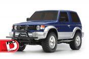 Mitsubishi Pajero – Metaltop Wide CC01 from Tamiya