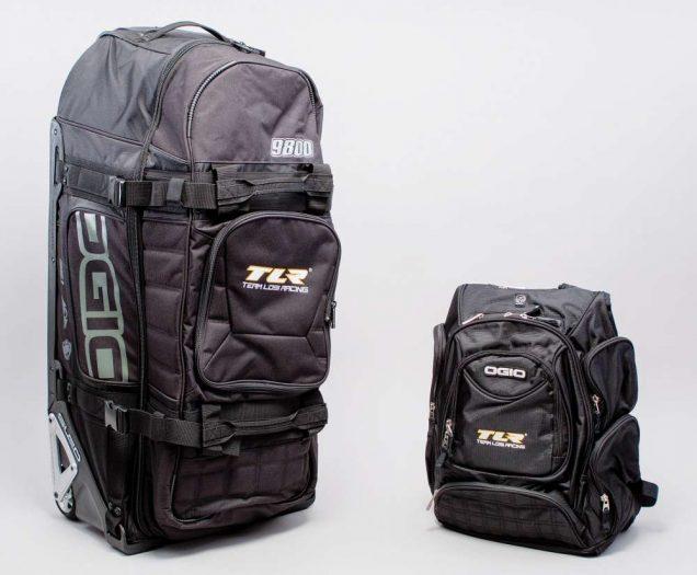 TLR/OGIO Pit Bag and Backpack