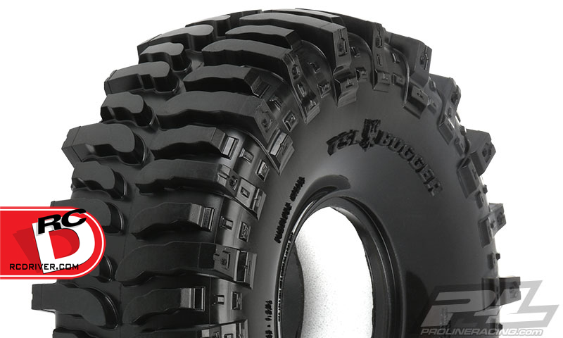 Pro Line Interco TSL Bogger 1.9 G8 Rock Terrain Truck Tires Interco Bogger 1.9? G8 Rock Terrain Truck Tires from Pro Line