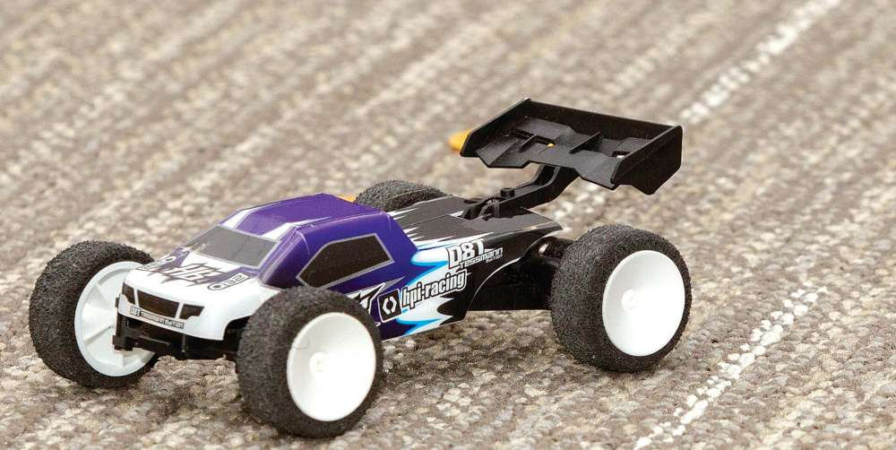 Q32 D8T Tessmann Edition And Baja Buggy