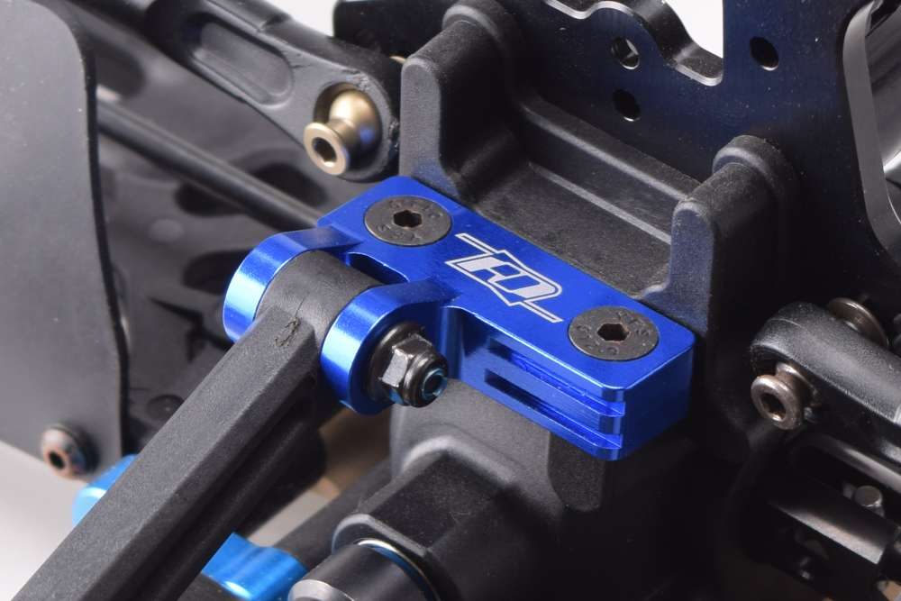 RDRP0376 A1 RDRP machines new RC8B3 Aluminum Rear Chassis Brace Mount
