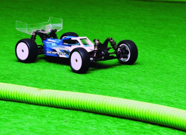 Serpent RS X 4Buggy - RC Driver
