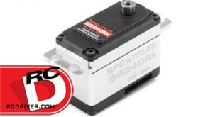 Spektrum - S6240RX High Speed Digital Servo with Receiver copy
