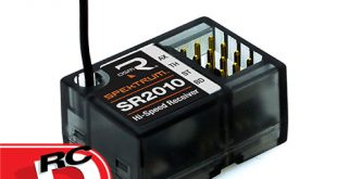 Spektrum - SR2010 DSMR Micro Race Receiver copy