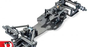 Tamiya - TRF102 Black Edition Formula Chassis Kit copy