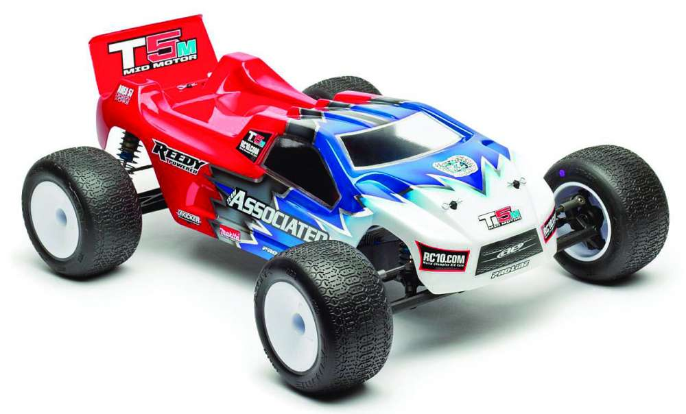 Team Associated T5M Team Kit Hop Up