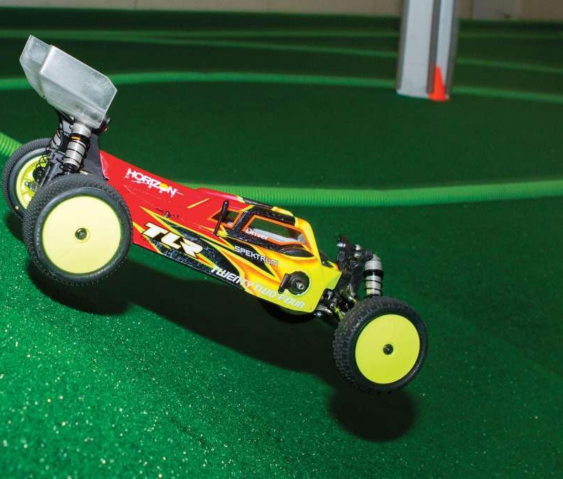 Team Losi Racing 22-4 2.0