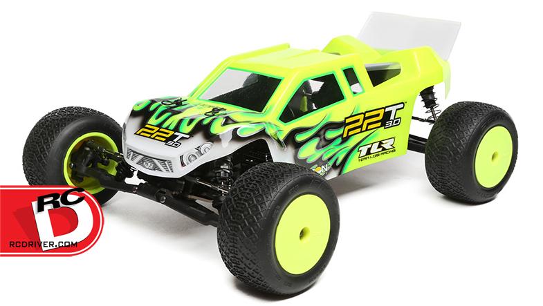 Team Losi Racing 22T 3.0 Stadium Truck  1 Team Losi Racing 22T 3.0 Stadium Truck