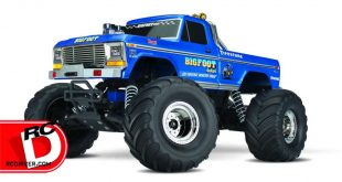 Traxxas - BIGFOOT No. 1 The Original Monster Truck (1)