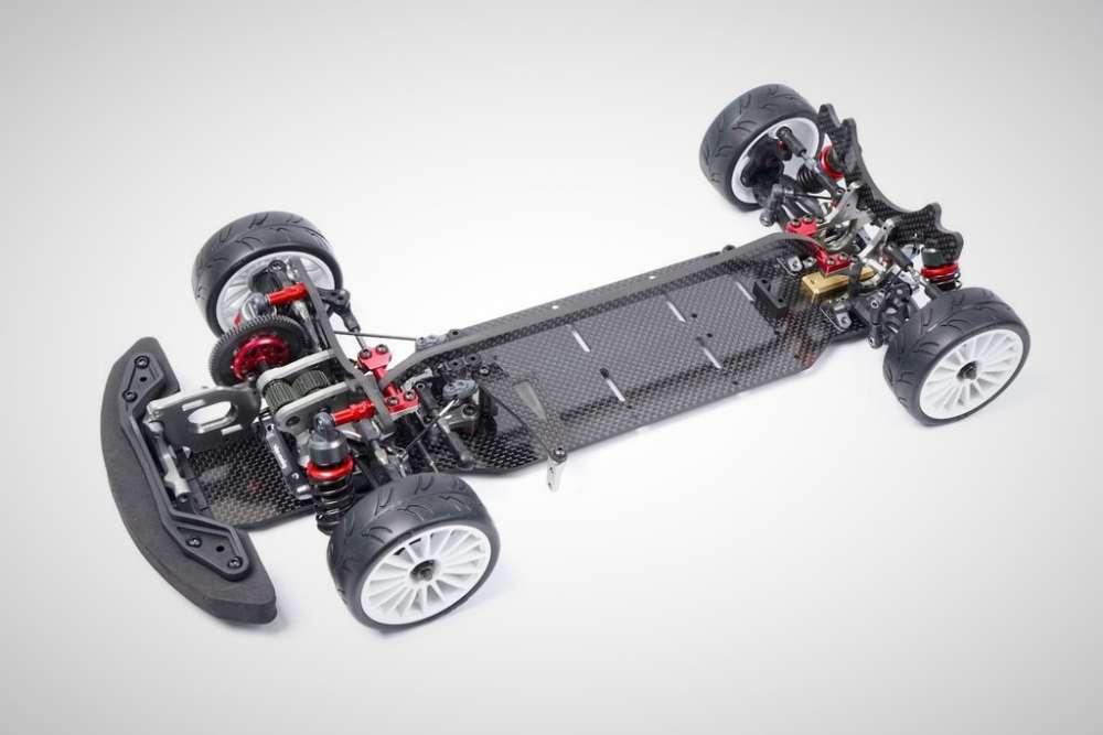Vbc Unveils New Ff17 1 10 Fwd Touring Car Kit Rc Driver