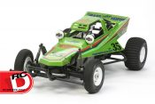 It's Back!  The Tamiya Grasshopper – Candy Green Edition