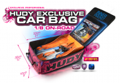 HUDY's new 1/8 On-Road Transport Bag