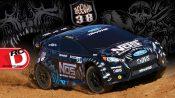 More Rally Action!  The NOS Deegan 38 4WD Rally Car from Traxxas