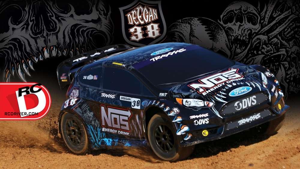 More Rally Action! The NOS Deegan 38 4WD Rally Car from Traxxas - RC ...