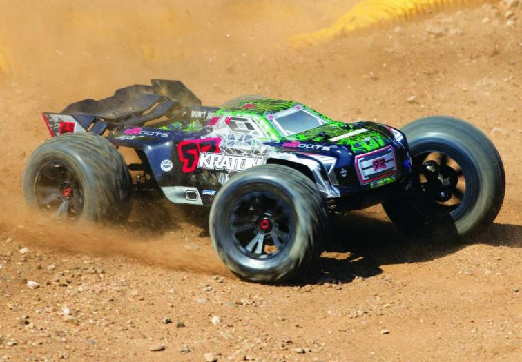 All About Speed And Power - Arrma Kraton Truggy