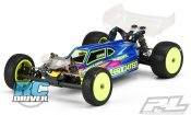 Elite Clear Body for the Team Associated B6 & B6D from Pro-Line