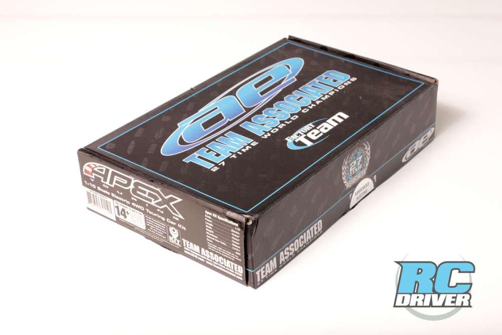 Team Associated Apex TC Kit