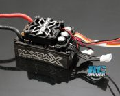 Sensored Has Never Been So Good! – The Castle Creations Mamba X Sensored Brushless System