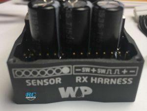 Castle Creations Mamba X Sensored Brushless System