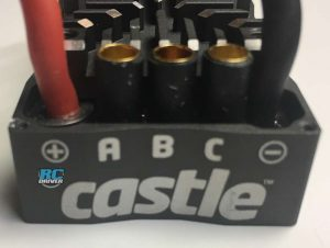 Castle Creations Mamba X Sensored Brushless System