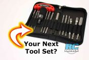 Start Your Wrenchin! Dynamite Deluxe Large Scale Tool Set