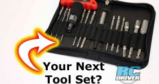 Dynamite Deluxe Large Scale Tool Set