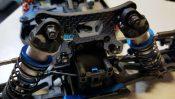 Factory RC New Carbon Fiber Option Parts for the B64 Parts