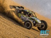 They went and did it! – Losi Desert Buggy XL-E: 1/5th 4wd Electric RTR