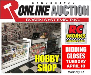 Rosen Systems-RC works Auction