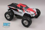 Affordable Ready To Bash Monster Truck – Helion RC Conquest 10MT XB Video